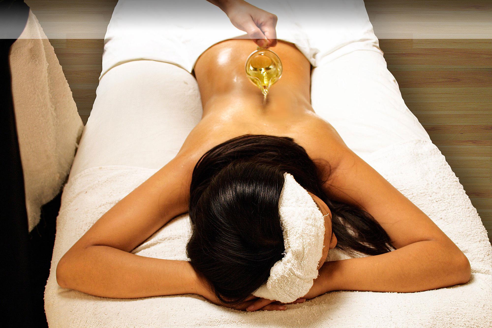 Тайский массаж для баб 8 фотография