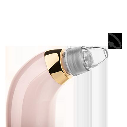профессиональный аппарат для вакуумной чистки лица