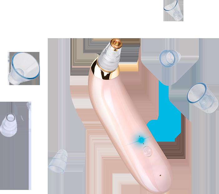 прибор для вакуумной чистки лица