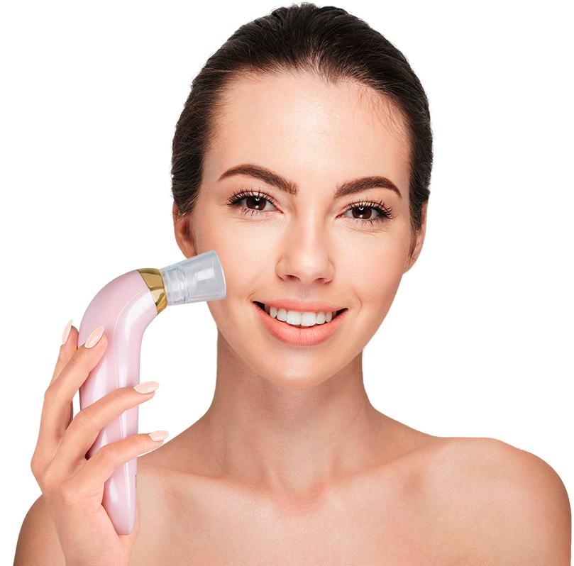 вакуумный аппарат для чистки лица
